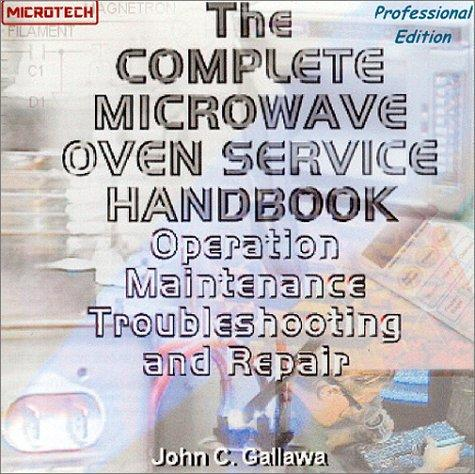 Download The complete microwave oven service handbook