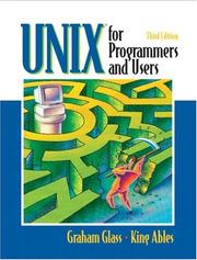 UNIX For Programmers And Users PDF Download
