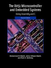 The 8051 Microcontroller And Embedded Systems: Using Assembly And C PDF Download