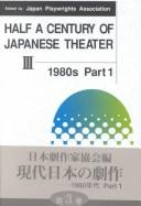 Download Half a Century of Japanese Theater