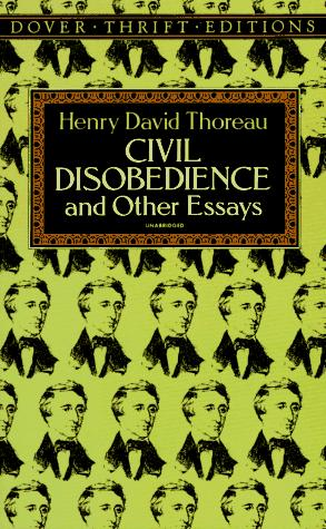 Download Civil disobedience, and other essays