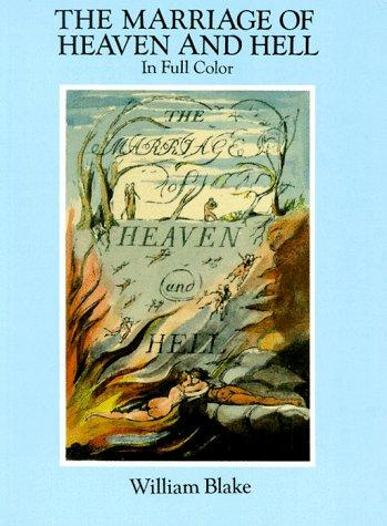 Download The marriage of Heaven and Hell