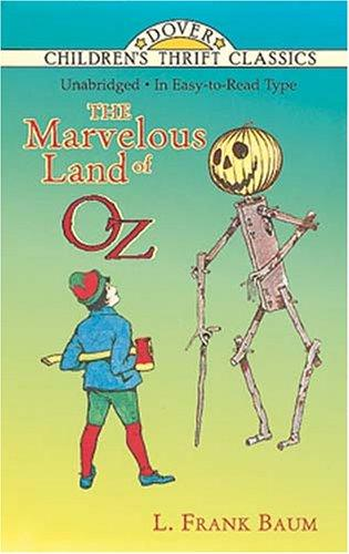 Download The  marvelous land of Oz