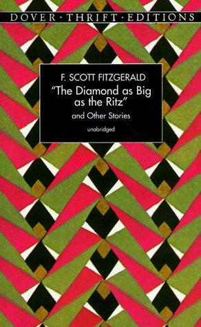 """Download """"The  diamond as big as the Ritz"""" and other stories"""