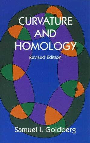 Download Curvature and homology