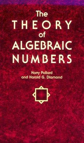 Download The theory of algebraic numbers