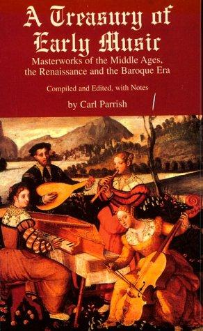 Download A Treasury of Early Music