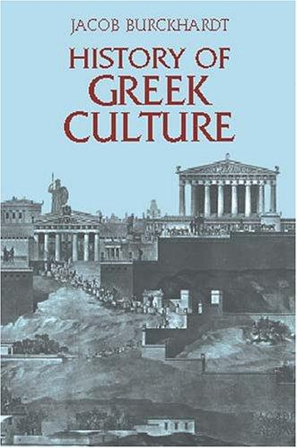 Download History of Greek Culture