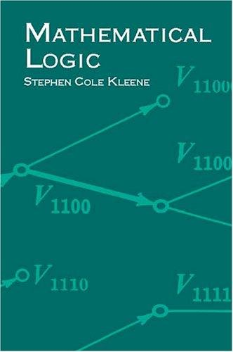 Download Mathematical logic