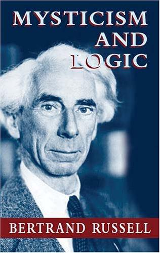 Download Mysticism and logic