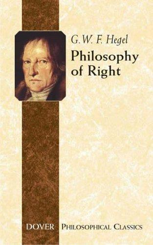 Download Philosophy of right