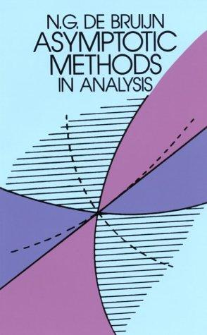 Download Asymptotic methods in analysis