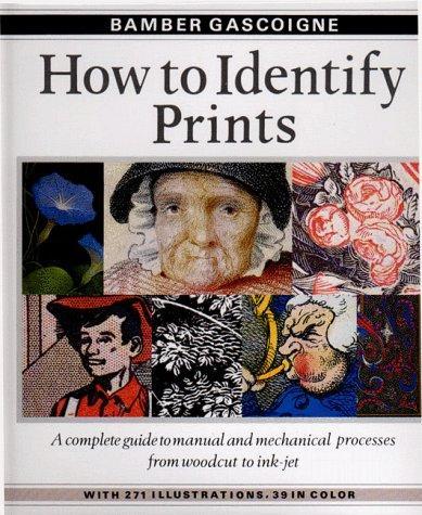 How to Identify Prints