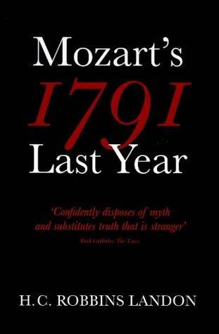 Download 1791, Mozart's last year