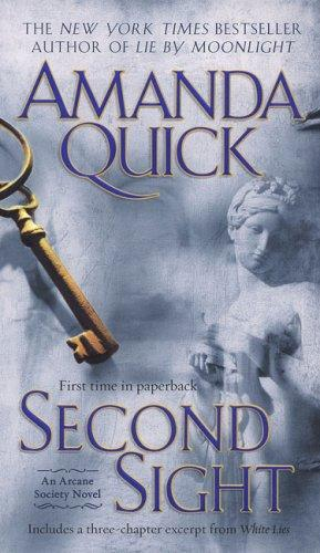 Download Second Sight (The Arcane Society, Book 1)