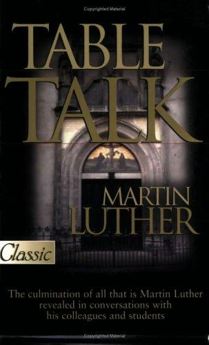 Download Table Talk (Pure Gold Classic)