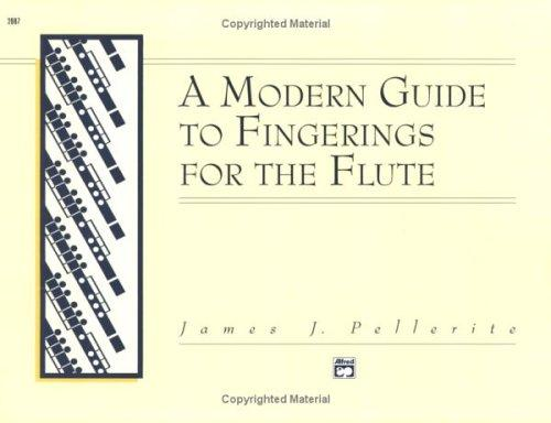 Download Modern Guide to Fingerings for the Flute
