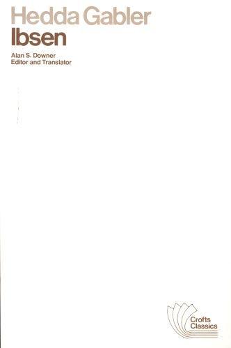 Download Hedda Gabler (Crofts Classics)