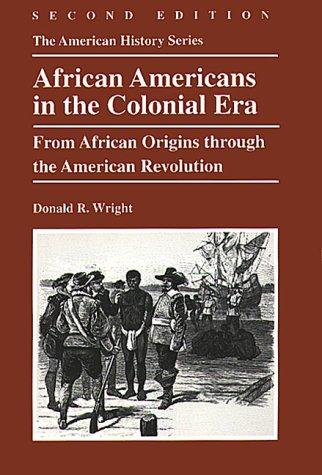Download African Americans in the colonial era
