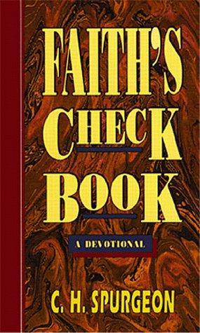 Faith's Check Book
