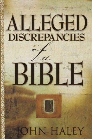 Download Alleged Discrepancies of the Bible
