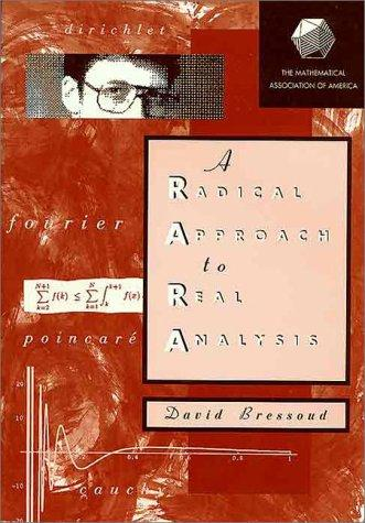 Download A radical approach to real analysis