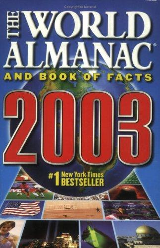 monotheism spreads: The World Almanac and Book of Facts 2003