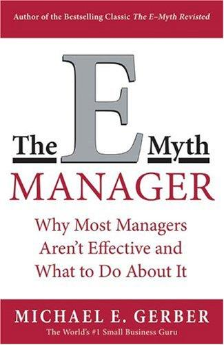 Download The E-Myth Manager