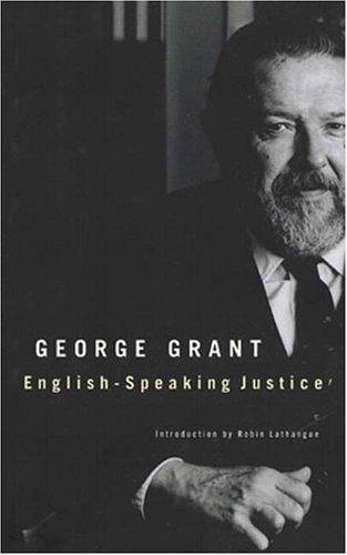 English-Speaking Justice