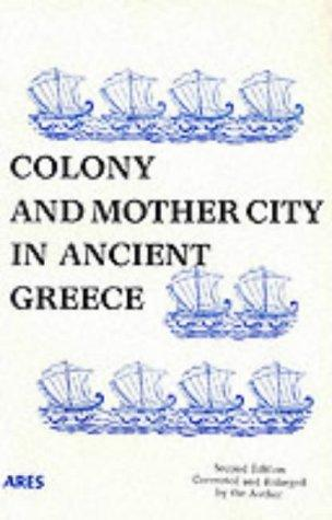 Download Colony and Mother City in Ancient Greece