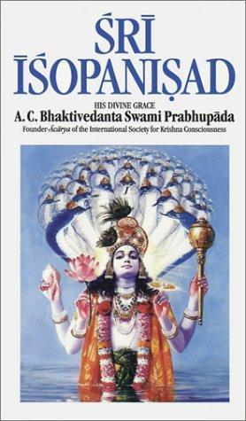 Download Śrī Īśopaniṣad