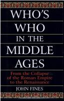Download Who's who in the Middle Ages