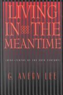 Download Living in the meantime