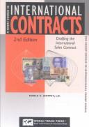 Download A short course in international contracts