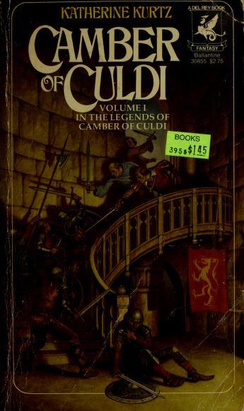 Cover of: Camber of Culdi   Katherine Kurtz