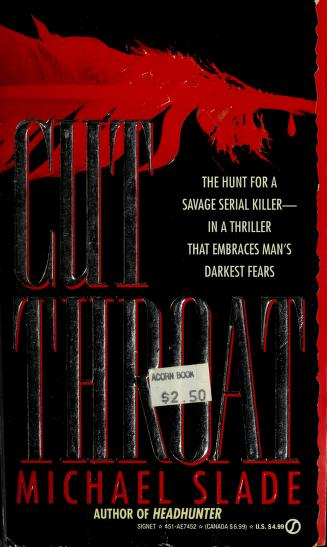 Cover of: Cutthroat | Michael Slade