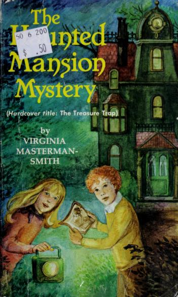 Cover of: The Haunted Mansion Mystery  