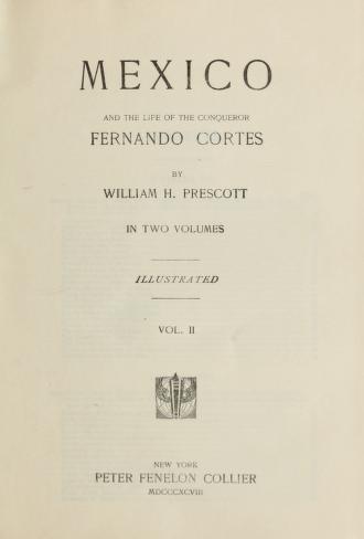 Cover of: History of the conquest of Peru | William Hickling Prescott