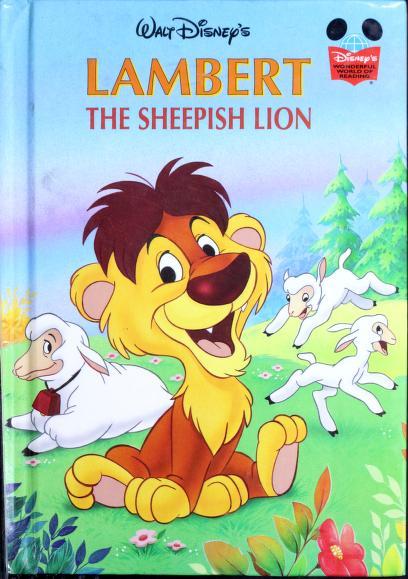 Lambert the Sheepish Lion by Bill Peet