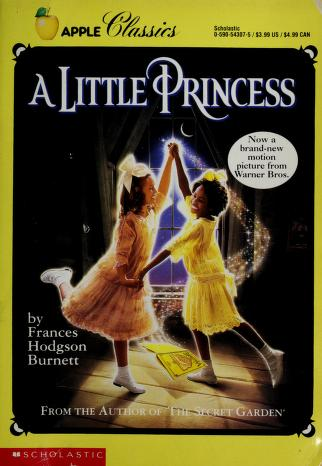 Cover of: A Little Princess (Apple Classics)   Frances Hodgson Burnett