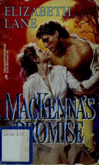 Cover of: MacKenna's Promise by Lane