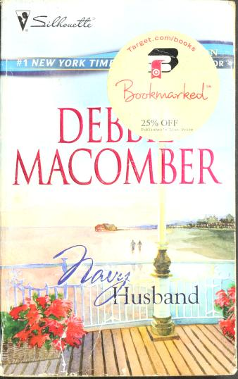 Cover of: Navy Husband (Bestselling Author Collection) |