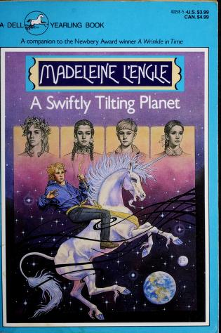 Cover of: A Swiftly Tilting Planet | Madeleine L'Engle