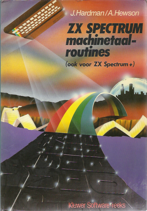 40 Best Machine Code Routines for the ZX Spectrum screen