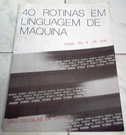 40 Rotinas em Linguagem de Maquina image, screenshot or loading screen