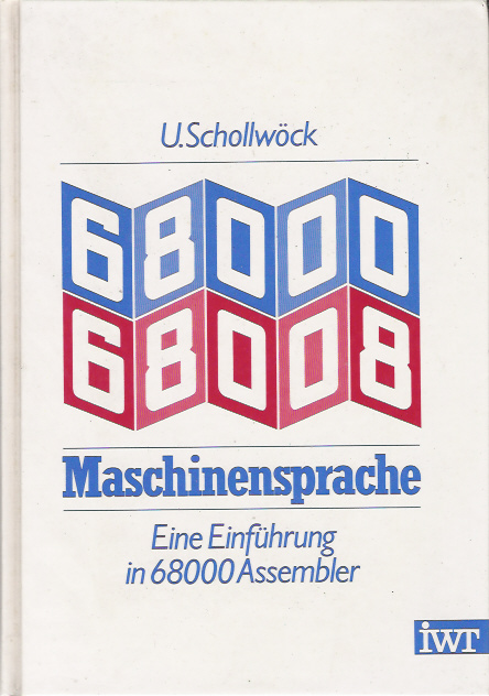 68000, 68008 Maschinensprache image, screenshot or loading screen