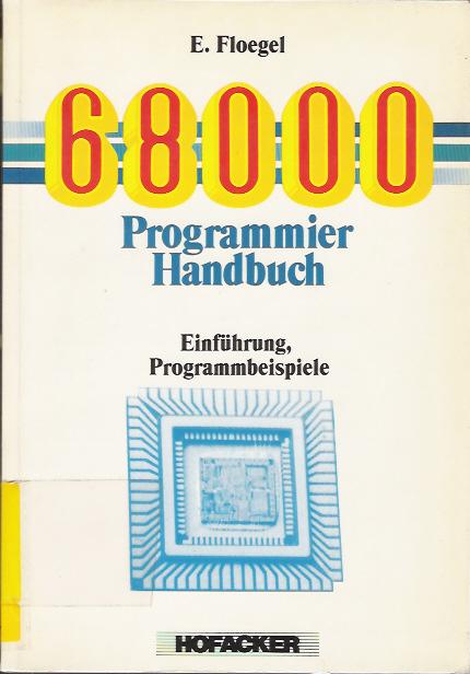68000 Programmier Handbuch image, screenshot or loading screen
