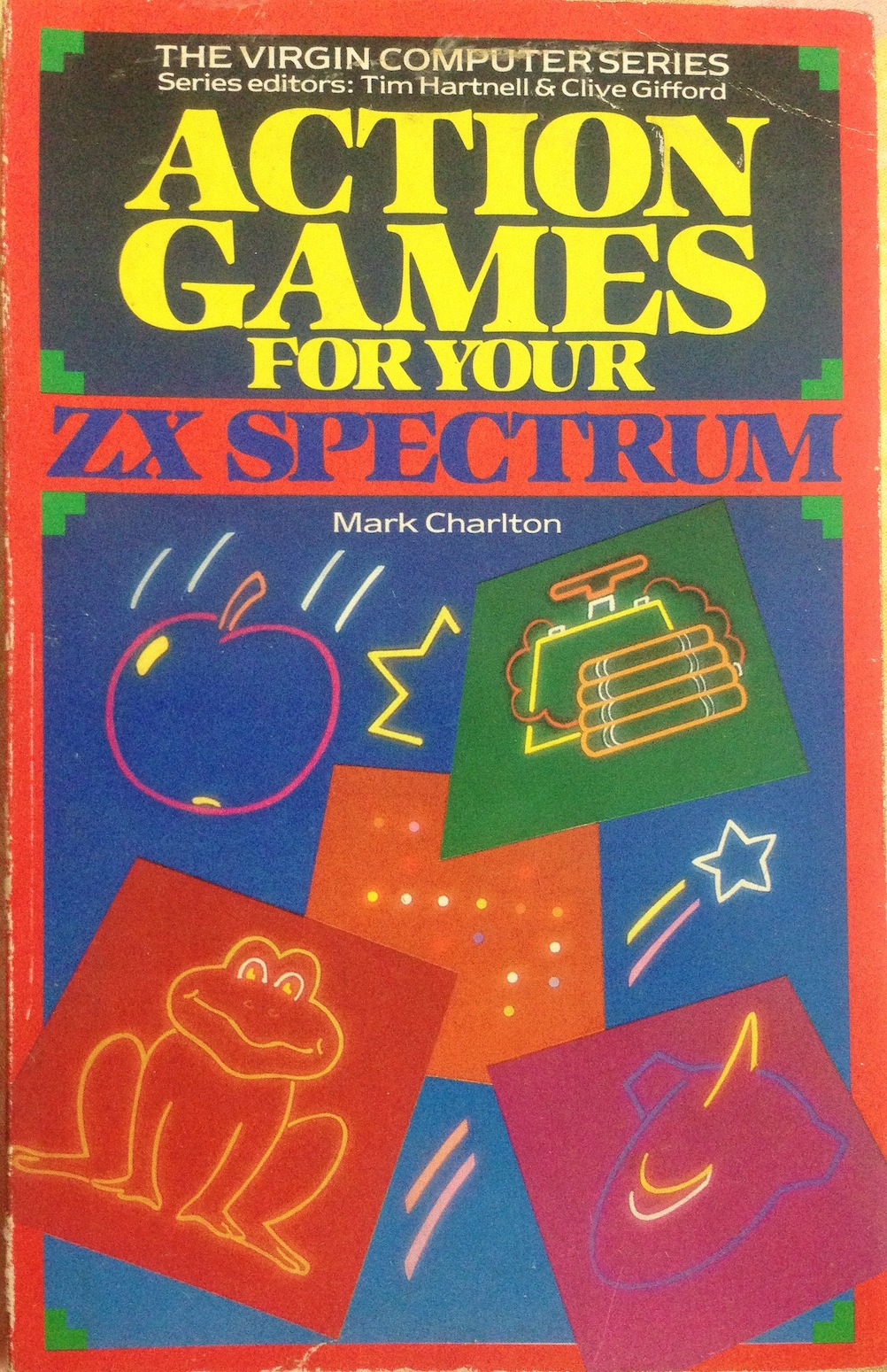 Action Games for Your ZX Spectrum screen