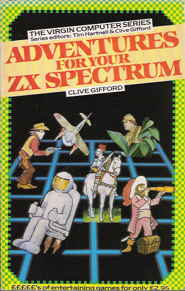 Adventures for Your ZX-Spectrum image, screenshot or loading screen