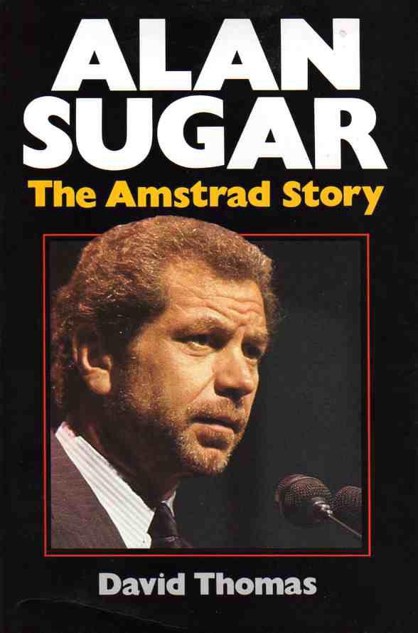 Alan Sugar: The Amstrad Story screen